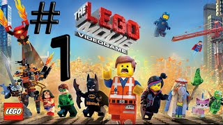 getlinkyoutube.com-The LEGO Movie Videogame เลโก้ Ep 1