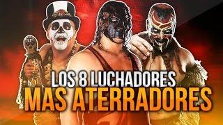 getlinkyoutube.com-Los 8 Luchadores más Aterradores de WWE