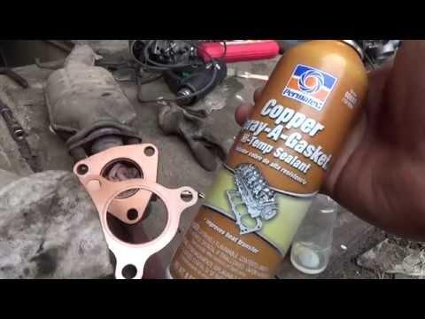 Медный спрей, Copper Spray A Gasket Hi Temp Sealant