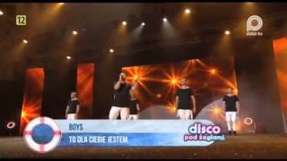 getlinkyoutube.com-BOYS - Koncert na 25 Lecie BOYS (Mrągowo 2015)