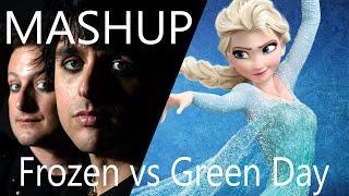 getlinkyoutube.com-[Mashup] Boulevard of Frozen Dreams (Green Day vs Frozen Soundtrack)