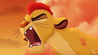 getlinkyoutube.com-Kion's Roar of the Elders - The Lion Guard: Return of the Roar HD Clip