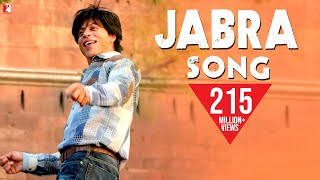 getlinkyoutube.com-Jabra Song | FAN | Shah Rukh Khan | Nakash Aziz