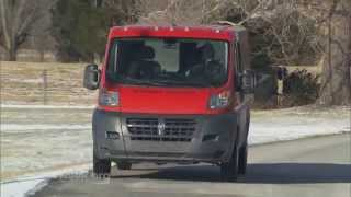 getlinkyoutube.com-MotorWeek | Road Test: 2015 Ram ProMaster/Ram ProMaster City