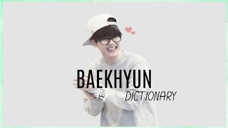 getlinkyoutube.com-Baekhyun's Dictionary