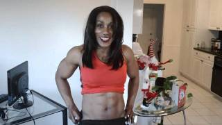 Lenda Murray, age 49 going on 50, hits the Scale