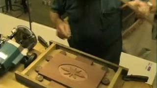 getlinkyoutube.com-0000 Carving with the router