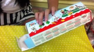 getlinkyoutube.com-Kinder Joy VS Kinder Surprise Eggs (รีวิว ไข่ คินเดอร์ )