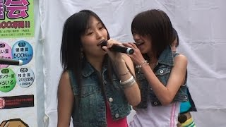 getlinkyoutube.com-NMB48山本彩 14歳 中学生時代 2007年のイベント出演の様子 AKB48