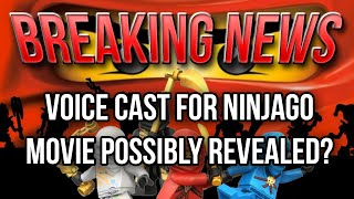 getlinkyoutube.com-BREAKING NEWS: Voice Cast for Ninjago Movie Possibly Revealed