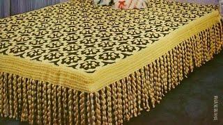 getlinkyoutube.com-Crochet| Bedspreads |Simplicity Patterns| 4