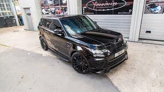 getlinkyoutube.com-My BRAND NEW Range Rover SVR!