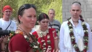 Mass Vedic Marriage Russia
