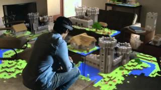 getlinkyoutube.com-Microsoft HoloLens - Offizieller Ankündigungstrailer