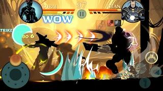 Shadow Fight 2 New Best Magic Skills