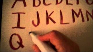 getlinkyoutube.com-How to teach your child to write: Uppercase/Lowercase Letters
