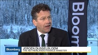 getlinkyoutube.com-Eurogroup President: Current Level of Refugees Coming Into Europe Cannot Go On