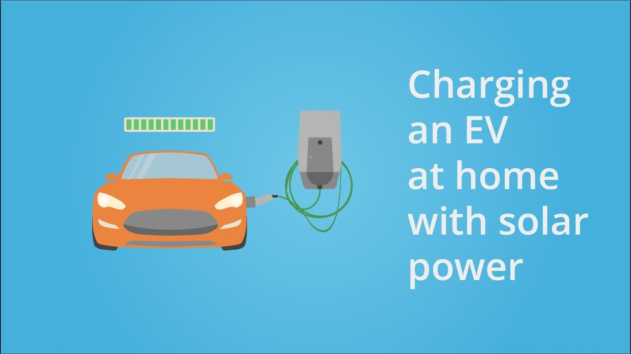How2 Charge an Electric Car With Solar Powert