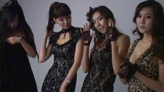 getlinkyoutube.com-4명의 놀토걸 서영, 최유정, 류지혜, 강유이 온라인 화보 공개