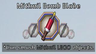 getlinkyoutube.com-LEGO The Hobbit - Mithril Bomb Blade Design Schematics Location #10