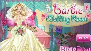 getlinkyoutube.com-NEW Игры для детей—Disney Принцесса Барби невеста комната—Мультик для девочек