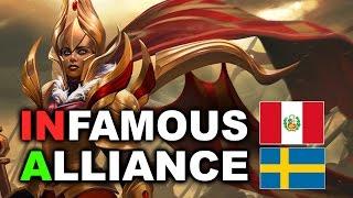 getlinkyoutube.com-ALLIANCE vs INFAMOUS - 3rd Place Match - WESG Dota 2