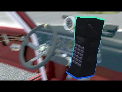 NOVO TELEFONE + SUPORTE - MY SUMMER CAR