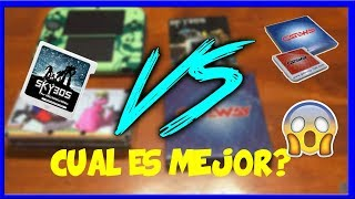getlinkyoutube.com-Comparación gateway vs sky 3ds