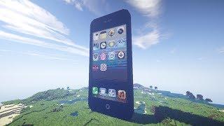 getlinkyoutube.com-iPhone в Minecraft
