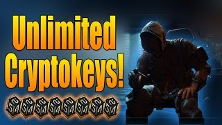 getlinkyoutube.com-Get Unlimited Cryptokeys!!!! (Black Ops 3 Crypto Key Glitch / Exploit)