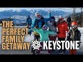 how to have the PERFECT winter vacation! Skiing & Snowboarding at Keystone, Colorado | MackeyFam