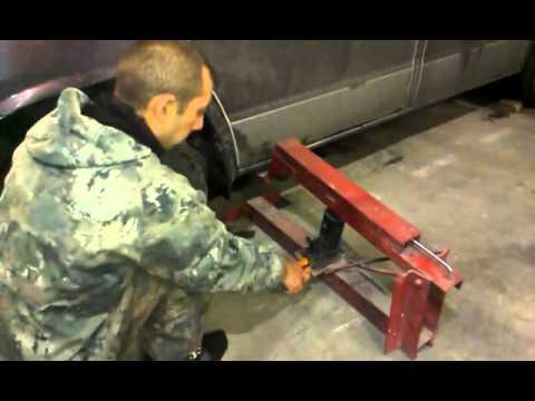 Mazda Bongo ч.2 - Как снять ступицу и привод