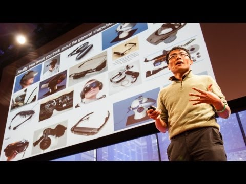 Rapid prototyping Google Glass - Tom Chi