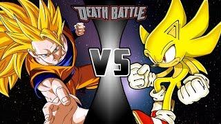 getlinkyoutube.com-Goku vs Sonic Power Levels (孫悟空VSソニック)