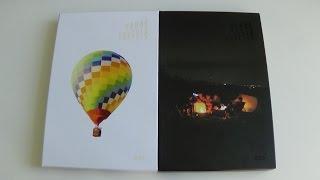 getlinkyoutube.com-Unboxing BTS (Bangtan Boys) 방탄소년단 Special Album Young Forever 花樣年華 (Day & Night Version)