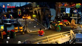 getlinkyoutube.com-All Stud Multiplier Red Bricks (x2,x4,x6,x8,x10) - LEGO Batman 3: Beyond Gotham