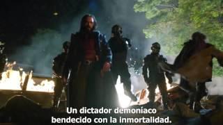 Legend of tomorrow (Leyendas del mañana) 1x1 intro sub español