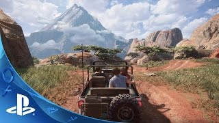 getlinkyoutube.com-UNCHARTED 4: A Thief's End - Madagascar Preview | PS4