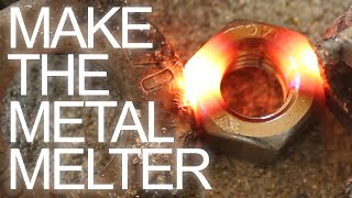 getlinkyoutube.com-How to Make The Metal Melter