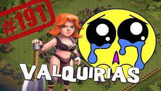 getlinkyoutube.com-Vejación con Valquirias - Descubriendo Clash of Clans #191 [Español]