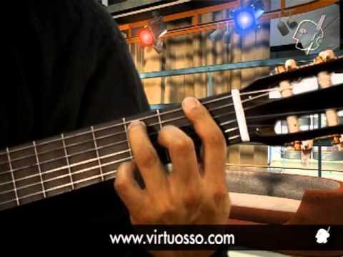 Clases de guitarra - Acordes con novenas