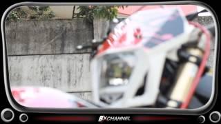 getlinkyoutube.com-Modifikasi Kawasaki D-Tracker KLX150