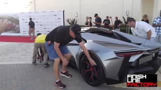 getlinkyoutube.com-Fenyr Supersport Unloading @ C&C Palm Beach