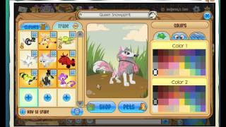 getlinkyoutube.com-Plushie Store Animal Jam