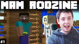 getlinkyoutube.com-Minecraft Po Polsku Survival | NOWY SEZON i NOWE SUPER MODY - Mam rodzinę?