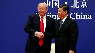 Trump promete en Pekín reequilibrar los intercambios comerciales con China
