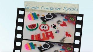 getlinkyoutube.com-Le mie creazioni Pyssla/Hama Beads #1Parte