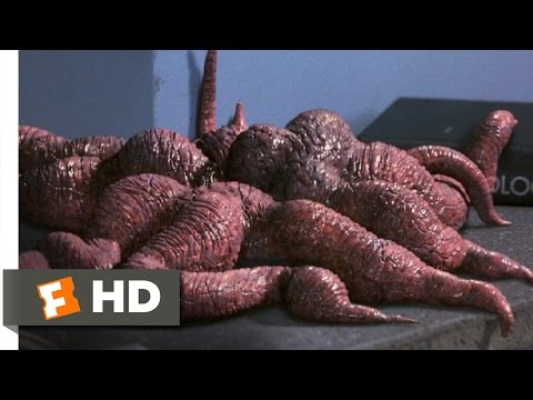 Evolution (8/9) Movie CLIP - Fire Is the Catalyst (2001) HD