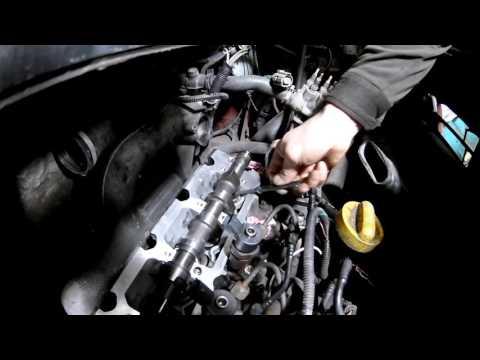 Регулировка клапанов в двигателях Рено и др