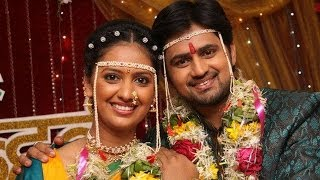 getlinkyoutube.com-Shashank Ketkar And Tejashree Pradhan Got Married - मराठी